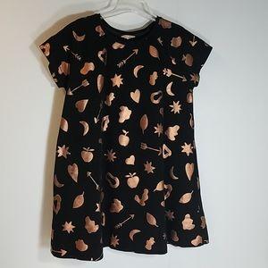 Gorman Trapeze Mini Dress with Pockets
